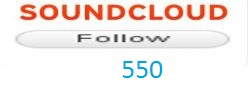 I will add Real & Permanent 550+ High Quality SoundCloud Followers, only