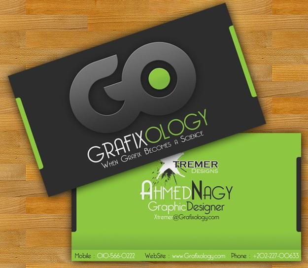 Premium BusinessPersonal Card Designs