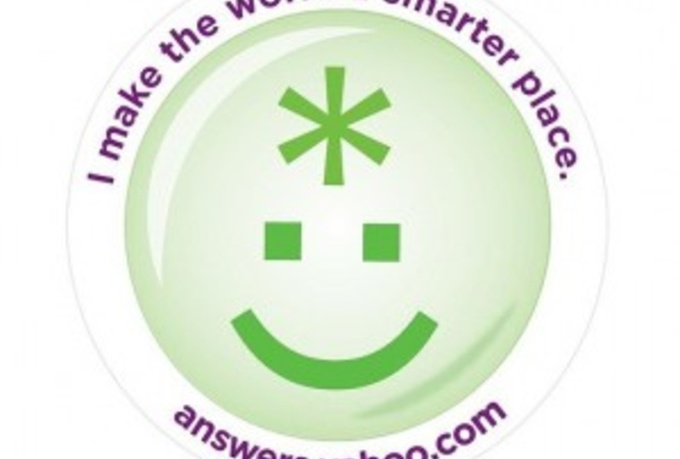 create manually 8 yahoo answer question with 2 best answers