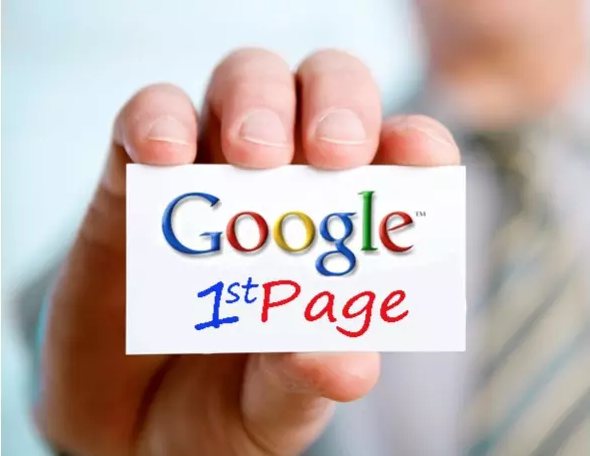 create A Google 1st Page Audit For Your Website