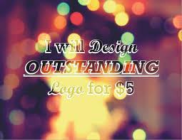 I will design OUTSTANDING Logo