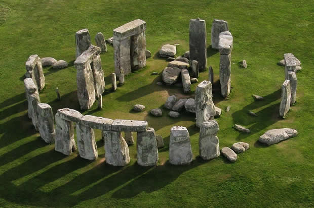 The mystery of Stonehenge with work cited