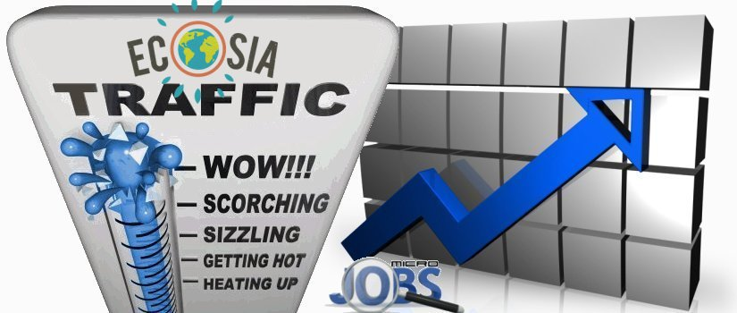 Ecosia Search Engine Traffic Save the rainforest with...