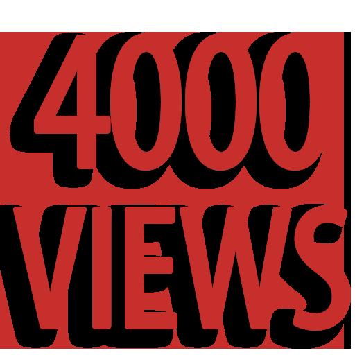 Give You 5599+ NON Drop + Splitable Youtube Views