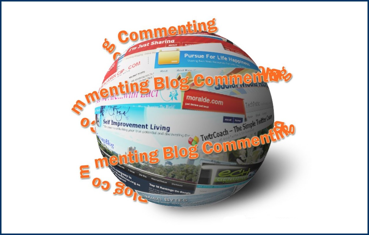 Manually make 50 blog comments with dofollow backlinks ranging from PR 2 - PR 7