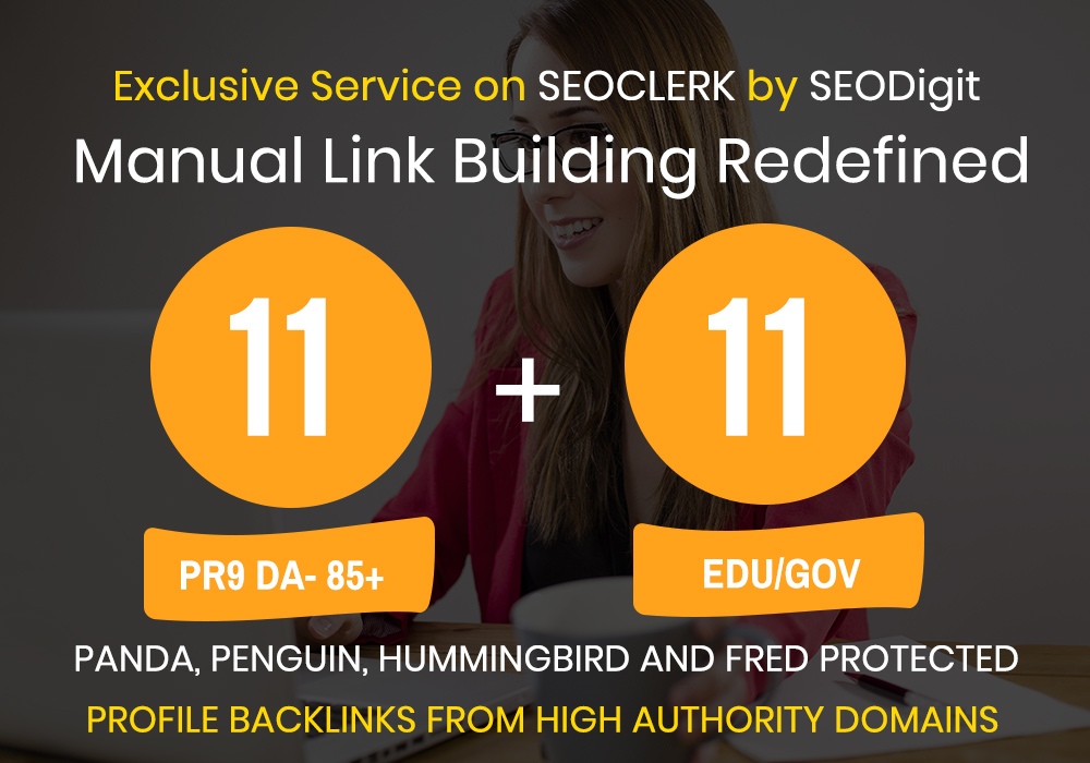11 High PR9+ 11 High DA EDU-GOV Backlinks 1 Hours express delivery