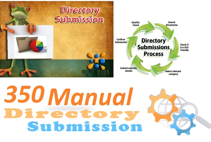 I will manually Submit Your Site to 450 Dofollow up to PR7 Directoy