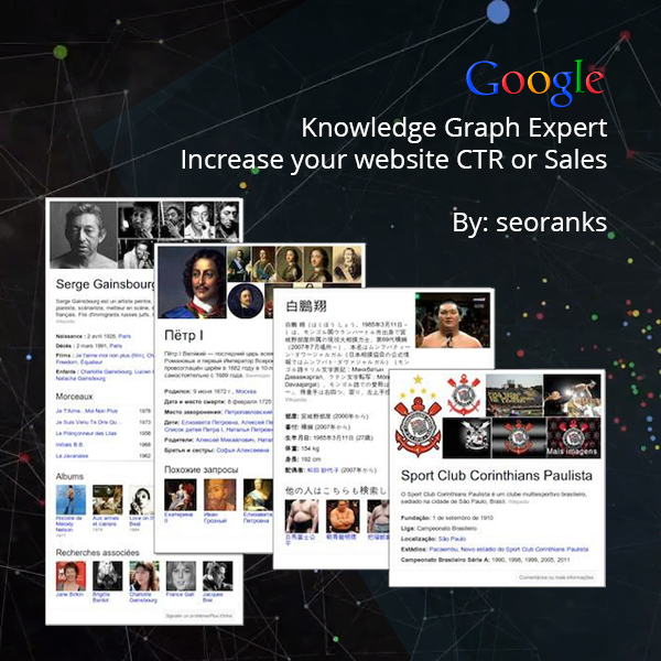 Increase your CTR with Google Knowledge Graph