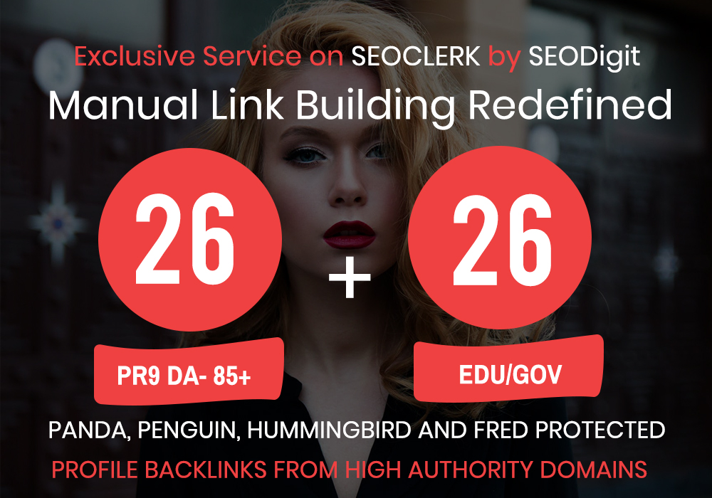 Booster- 26. EDU/. GOV+ 26 PR9 High Authority Backlinks- Panda, Penguin and Hummingbird safe