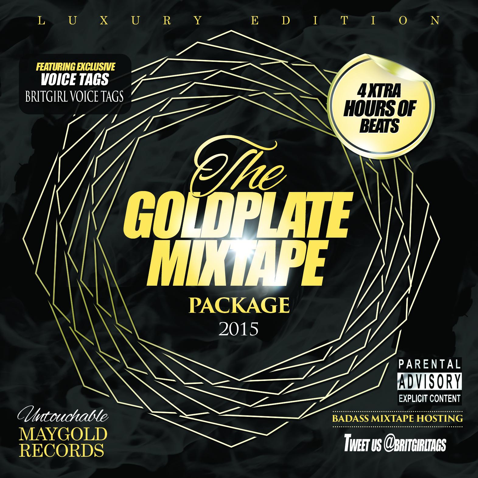 design the hottest hip hop trap edm mixtape album cover on the planet