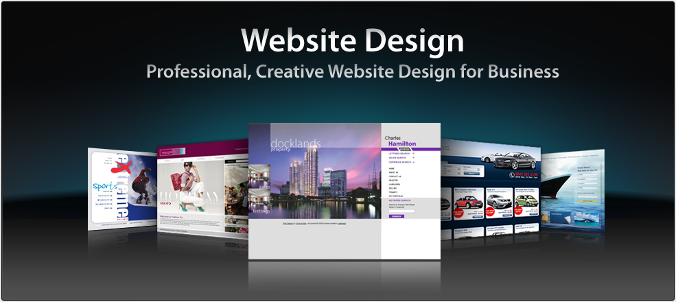 I Will Create 5 page Static Website with Free 1 year ...