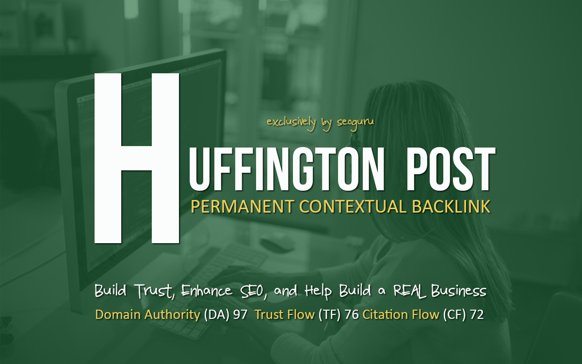HuffingtonPost, Lifehack, Blogher  - Authority Guest Posting Service