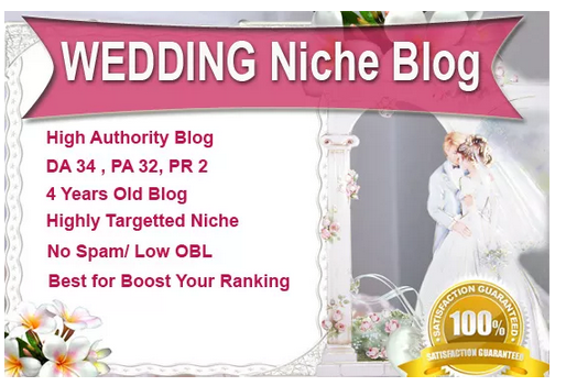 Guest Post on WEDDING Blog DA 34 PR2