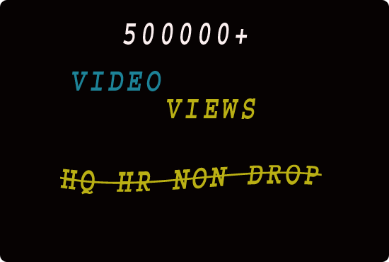 Instantly add 15000 15k Social Media TV video promotion Instant delivery