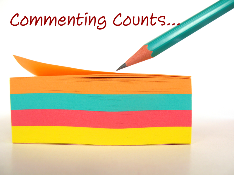 10 comments for your post, blog, website,  videos