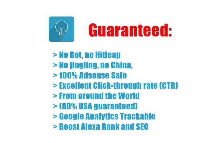 send real quality Unlimited Targeted Website Traffic Social Visitors