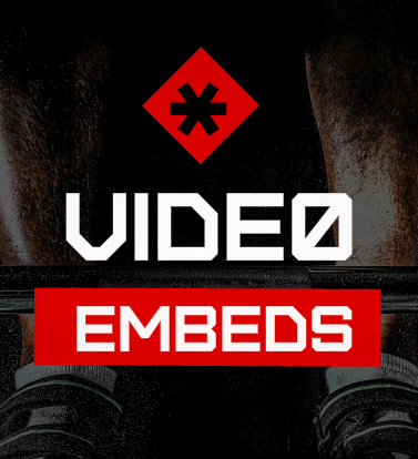 Backlinks and embeds Youtube Video ranking