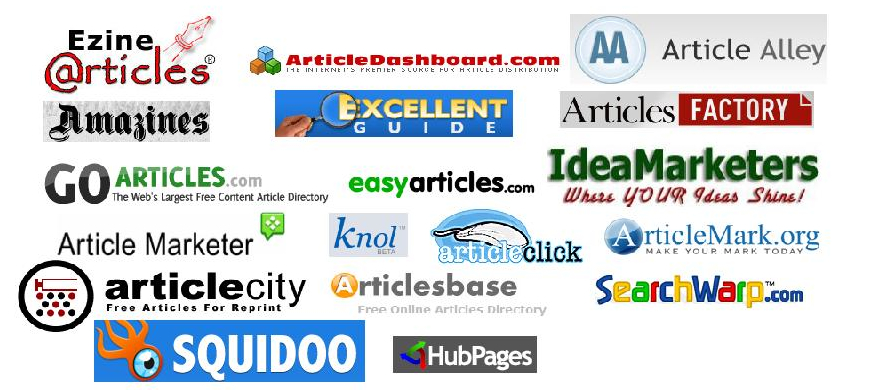 Get 30+ high quality Article Submission