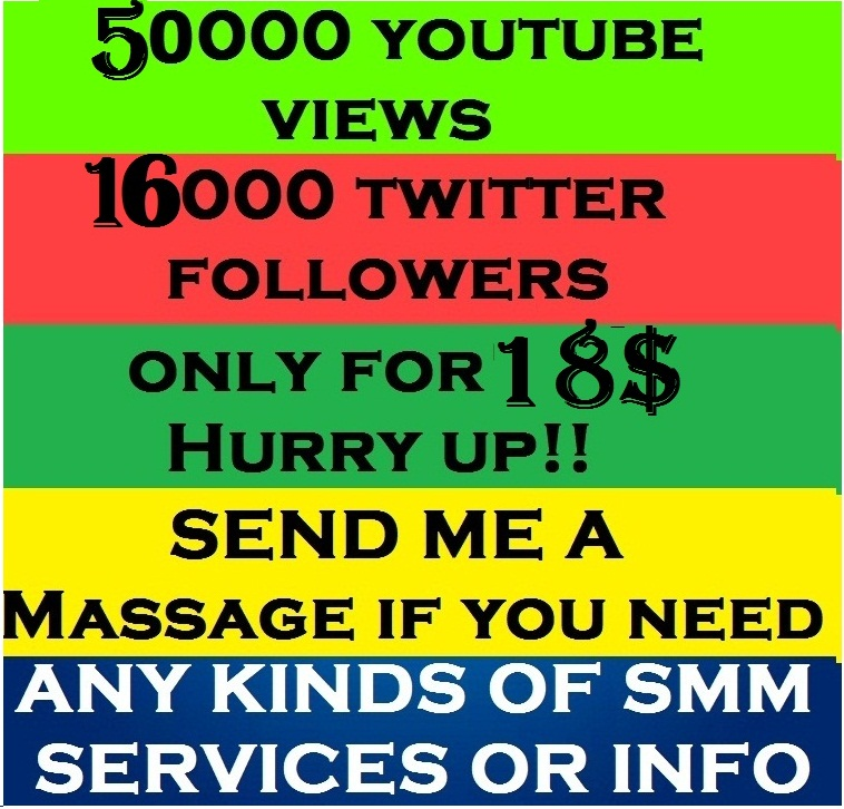 Get 14000 To 15000 YOUTUBE VEDIO VIEWS