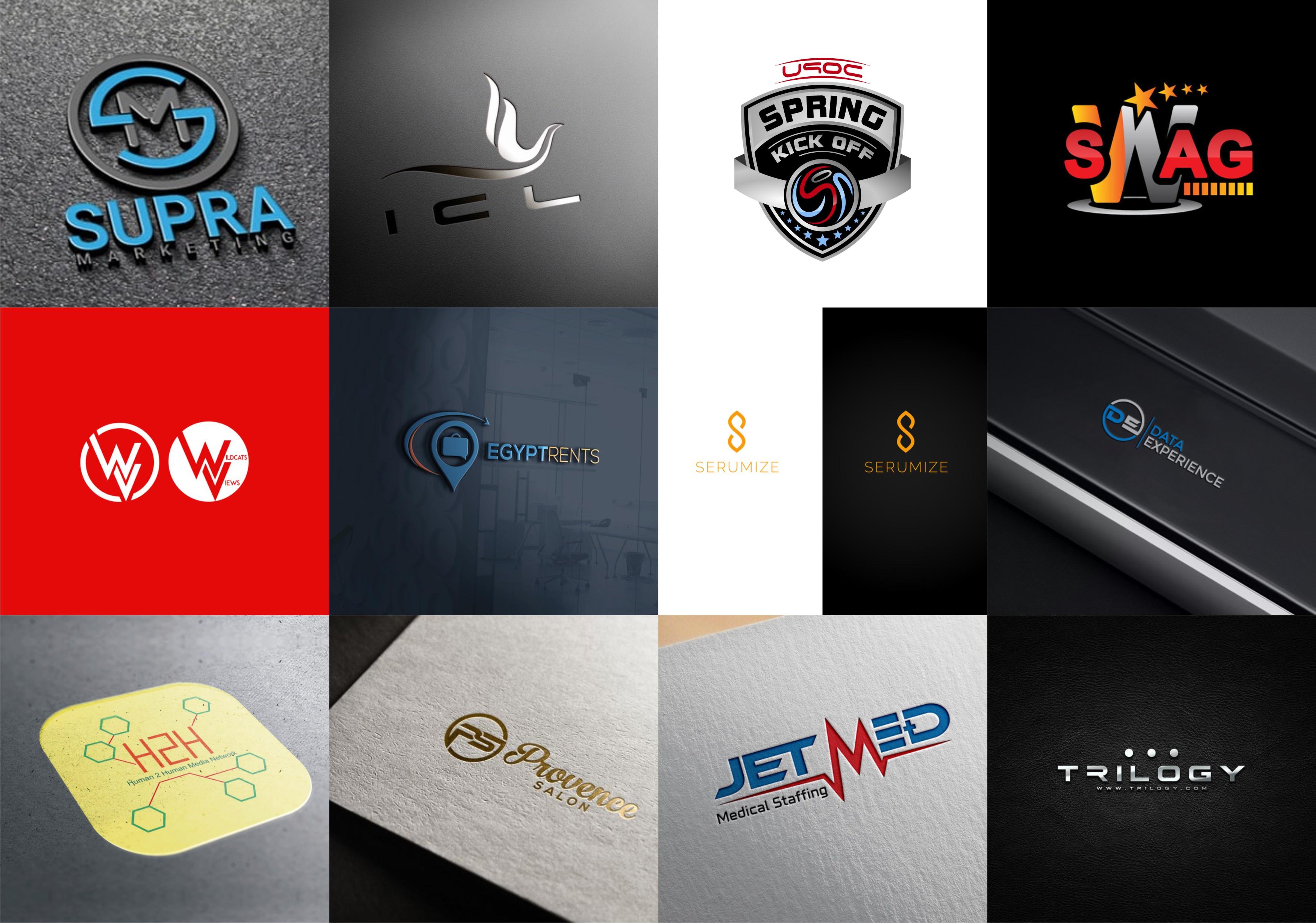 Design Modern, Professional, Minimalist, Custom logo