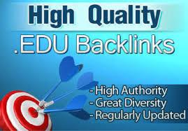 I will create 40 DoFollow. EDU and. gov SEO safe backlinks