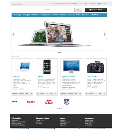 Beautiful Shoping web sites you can sell you service ...