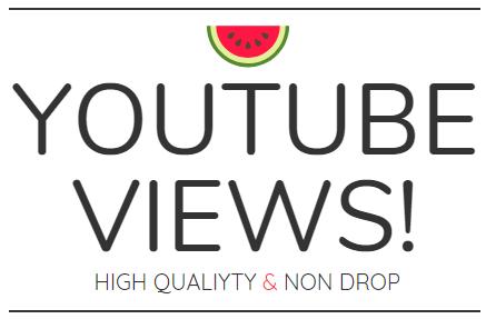 1500+ quality non drop youtube views