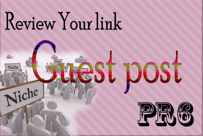 write article review 400 word on my Pr6 any niche
