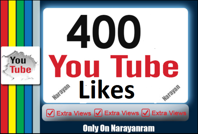 300 Quality Real YouTube Likes Super Instant Non drops only