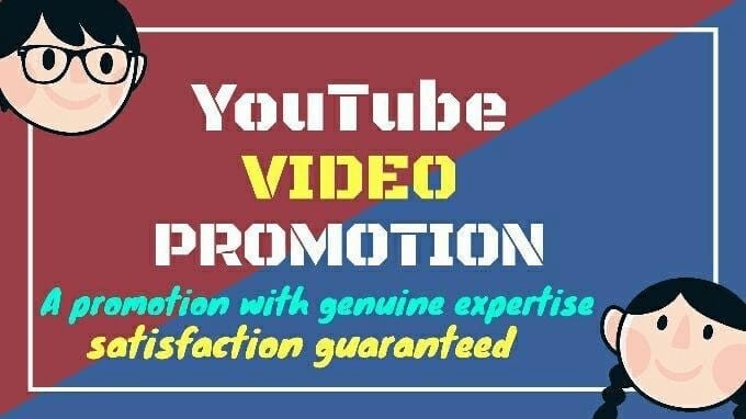 Always NON DROP & HIGH QUALITY YOUTUBE VIDEO PROMOTION