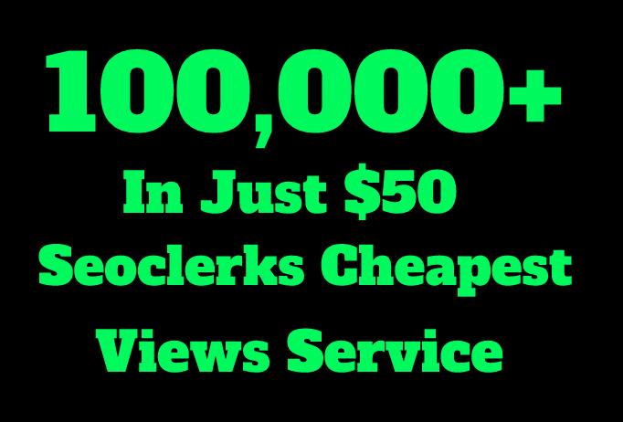 add 50,000+ High Retention SAFE YouTube Vie ws