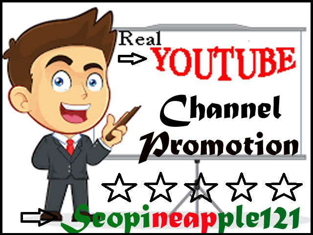 Organic High Quality Channel Promotion  Fully Safe Instant Start Via Real User