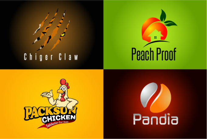 Design 2 Creative LOGO Concepts within hours