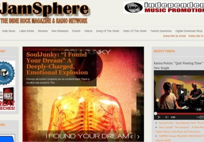 publish your Music Profile w/Bio,  Pics + Links to JAMSPHERE + Tweet to 200k Fans