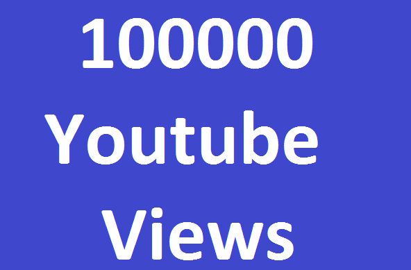 Get 100000+ HR Youtube Views within 72 hours