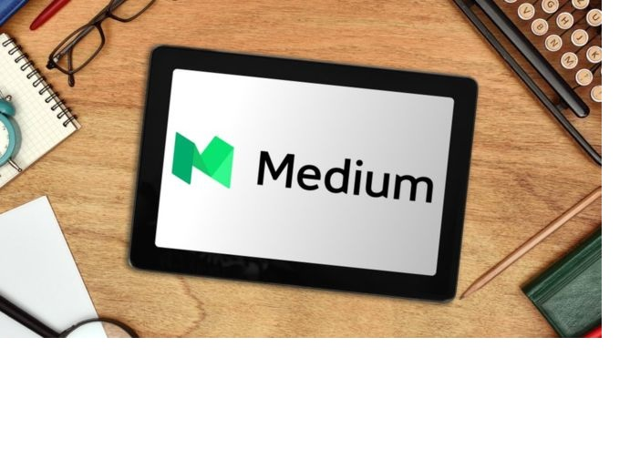 Guest post on medium,  write and publish an article on medium. com