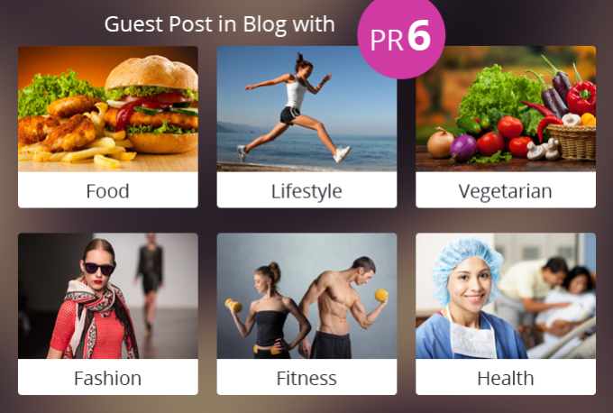 I will give You A Guest Post in Health Lifestyle Blog