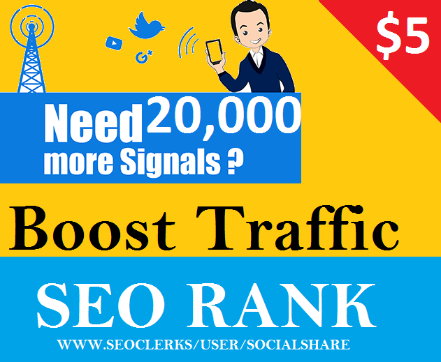 20,000 Permanent Social Signals From Pinterest Important For Website SEO Ranking Factors