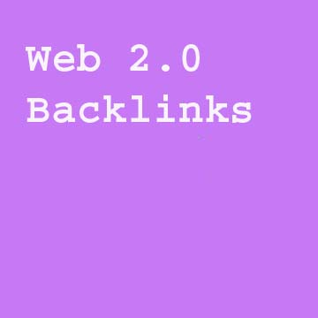 Provide Real 1500+ Active web 2.0 backlinks,  only