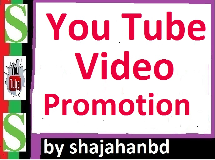 Organic Youtube Video Promotion & Marketing