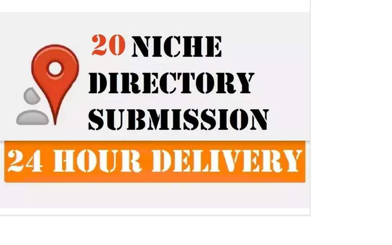create 20 Local Directory submissions manually