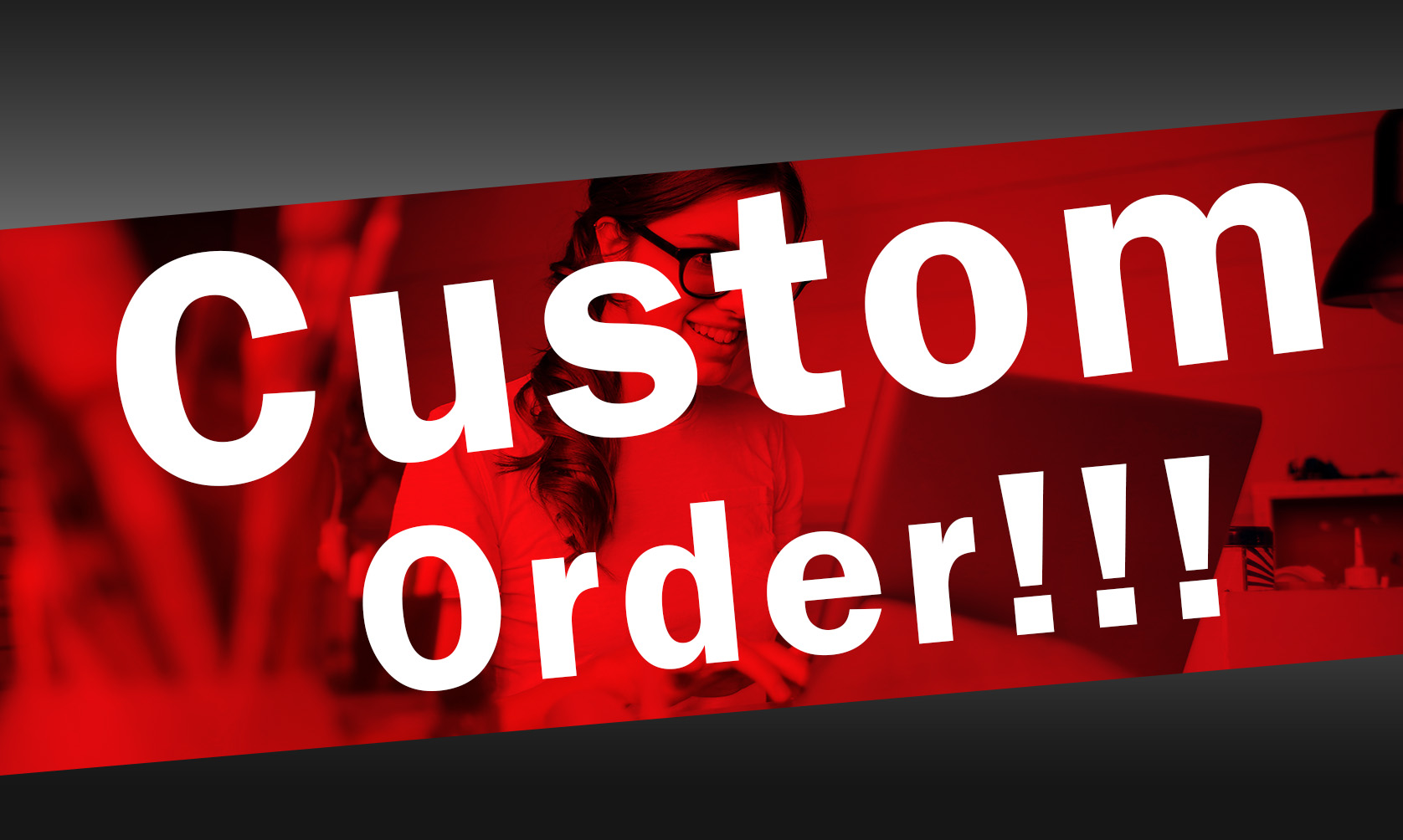 This is a custom order for my client. Don't orders
