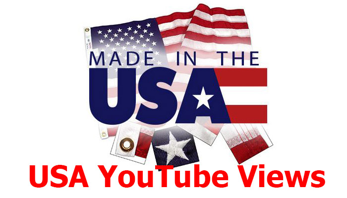 10,000+ USA &Target Country YouTube Views, Life Time Still your page, or 2000+ Any USA Social Media Likes Rr Followers