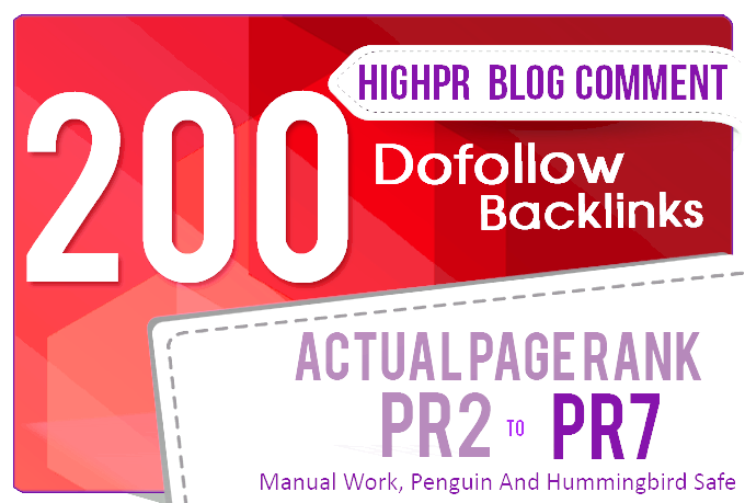 Create 100 Blog Comment High Quality Backlinks for AduIt Websites