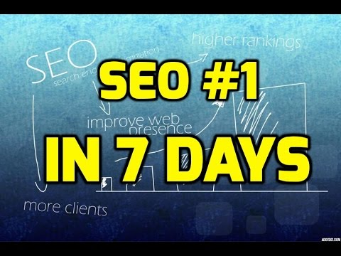 Will Shoot Your Site Into TOP Google Rankings With 7 Days SEO