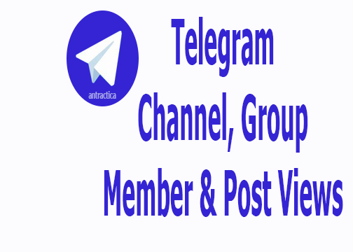 Buy 2550+ Real Telegram Channel  Member or Post V.iews Or 800+ Group Members within just few hours.