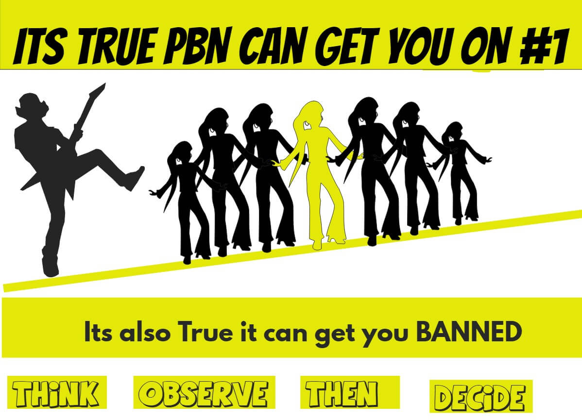 Get 12 PBN HomePage DoFollow Backlinks