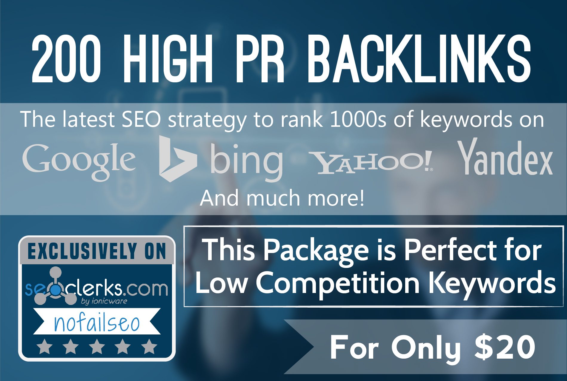 rank on Google FAST with 200 High Quality PR DoFollow Backlinks Weekly
