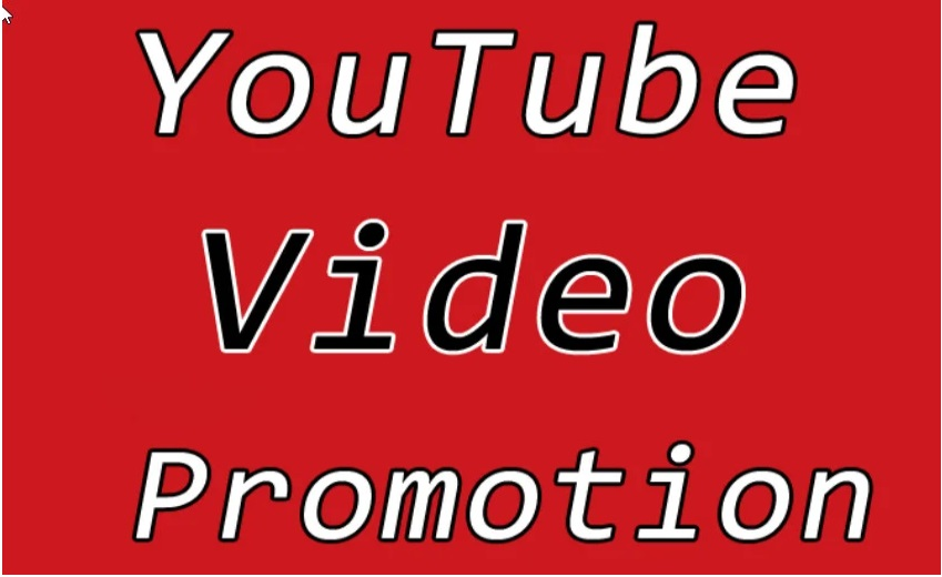 Organic YouTube video Promotion