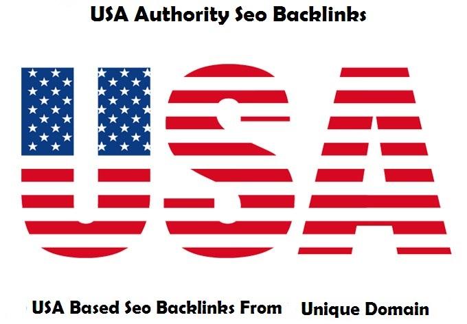 20 USA Authority Seo Backlinks